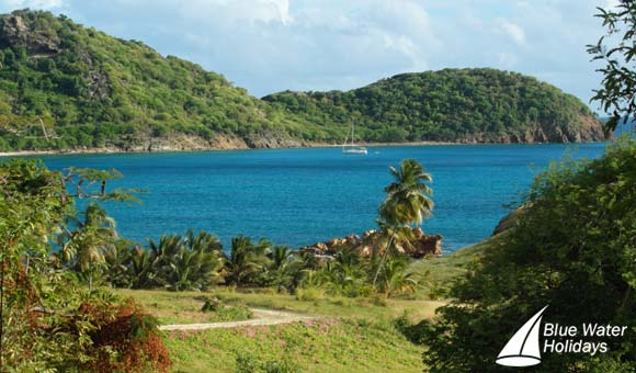 Explore Antigua's coastline