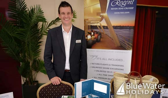 Ed from Regent Seven Seas Cruises