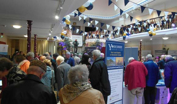 The 2016 Yorkshire Cruise Show
