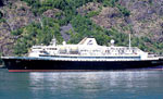 Cruise and Maritime Ship - Azores