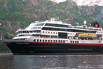 Choice of Hurtigruten Ships