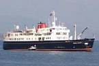 Hebridean Island Cruises Ship - Hebridean Princess