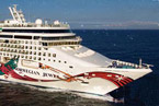 Titan Hitours Ship - Norwegian Jewel