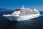 Silversea Ship - Silver Shadow