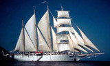 Star Clippers Ship - Star Flyer