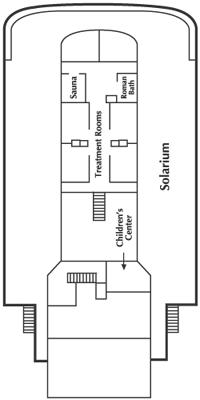 Solarium Deck