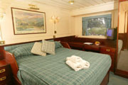 Middle Deck double cabin on MV Lord of the Glens