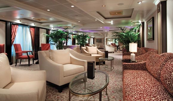 Luxury Cruise Ship Marina from Oceania Cruises