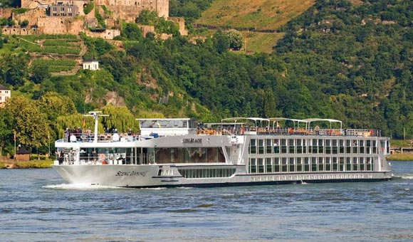 Scenic Ruby and Pearl