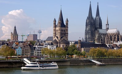 Cologne and the Cologne Cathedral