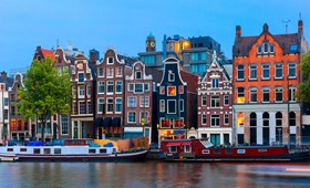Amsterdam, Hollands