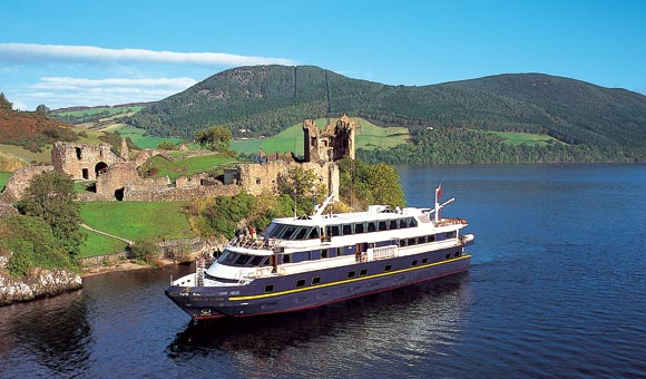 Scottish Highlands and Islands cruises