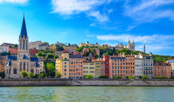River cruises through the heart of Europe