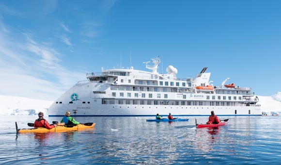 Enjoy a thrilling expedition voyage