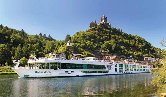 Enjoy a river cruise through the heart of Europe