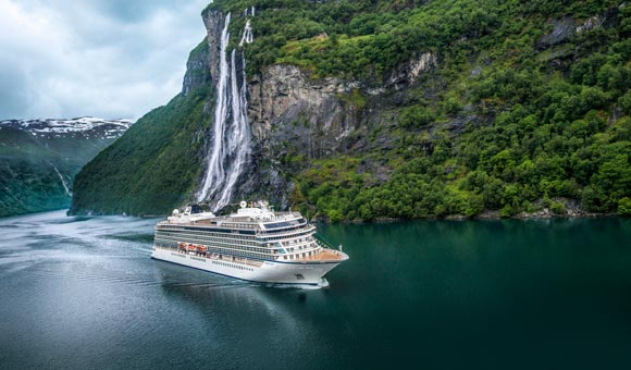 Our ocean cruises explore exciting worldwide destinations